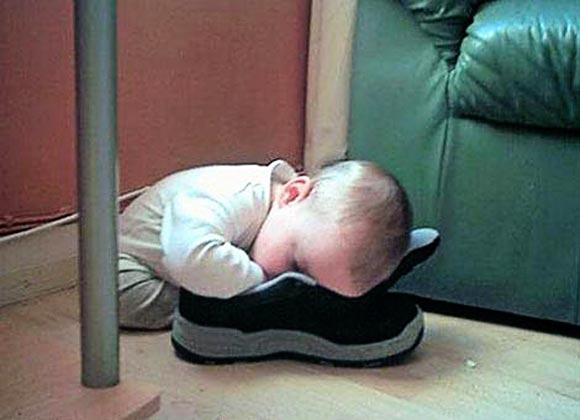 Baby-shoe