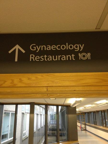 Gynecology-Restaurant