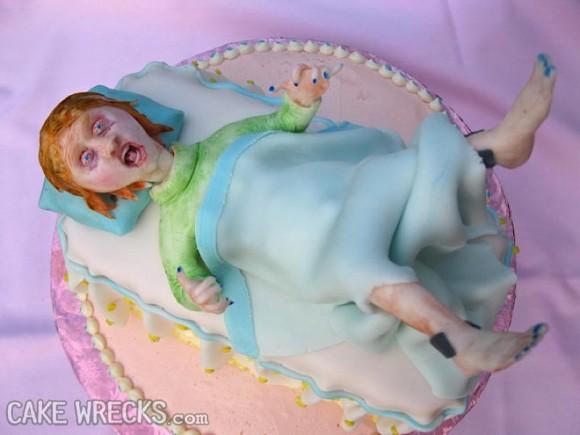 Baby Shower Cake Push Olivia Push Olivia Push Babyshower For Friends