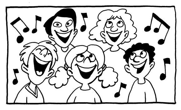 family-singing
