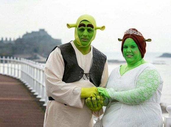 Shrek-Wedding