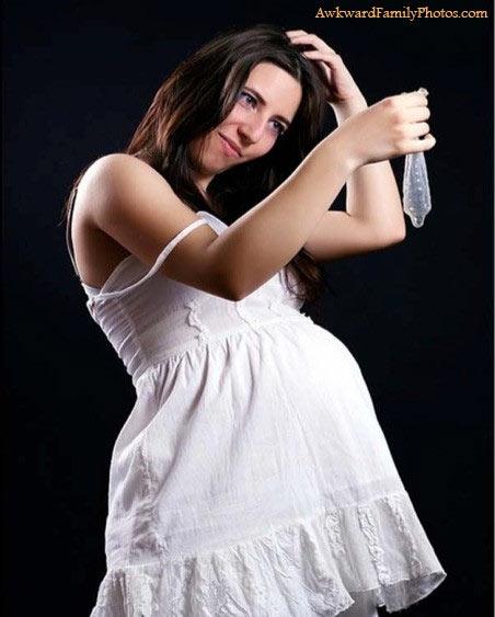 pregnant-condom-water-leaks