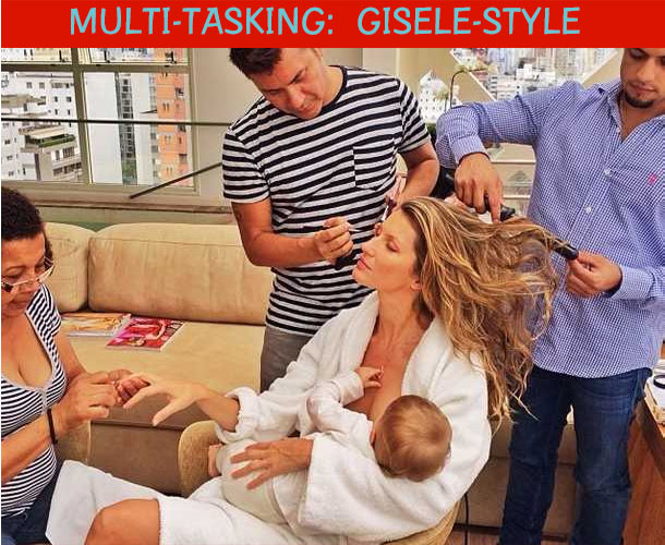multitasking-gisele